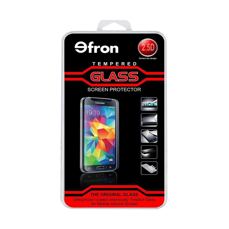 harga Efron Glass Premium Tempered Glass Screen Protector for Lenovo A1000 [Rounded Edge 2.5D] Blibli.com