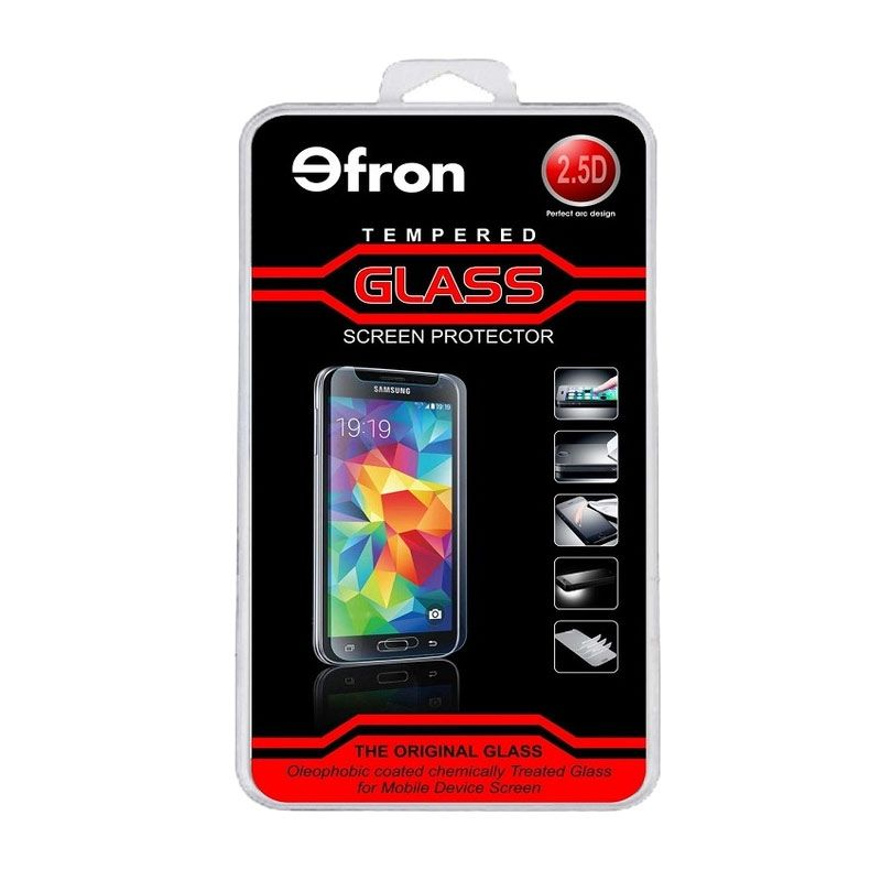 Efron Glass Tempered Glass Screen Protector for Zenfone 2 Laser [5.5 inch/2.5D]