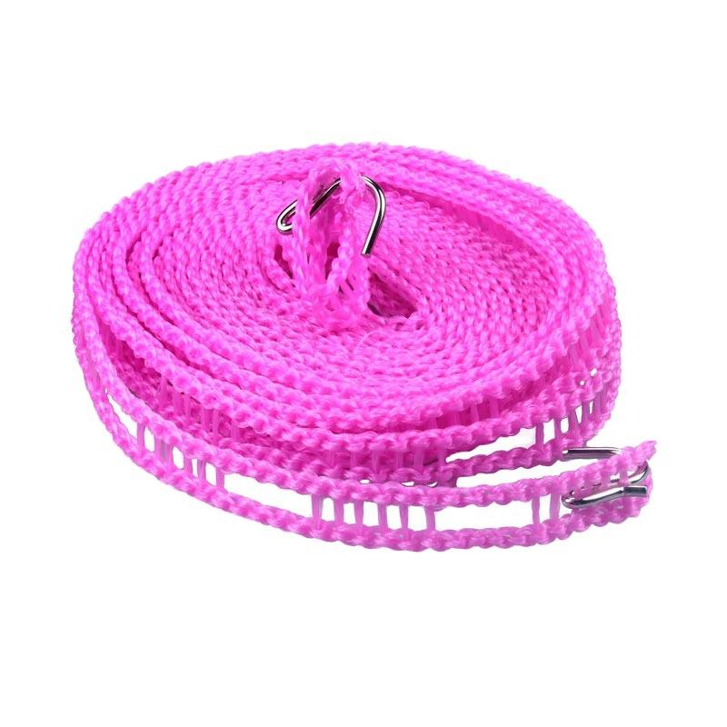 harga Eigia Tali Jemuran Gantungan - Pink [5 m] Blibli.com