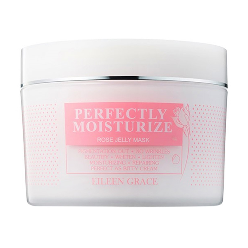 Eileen Grace Perfectly Moisturize Rose Jelly Mask