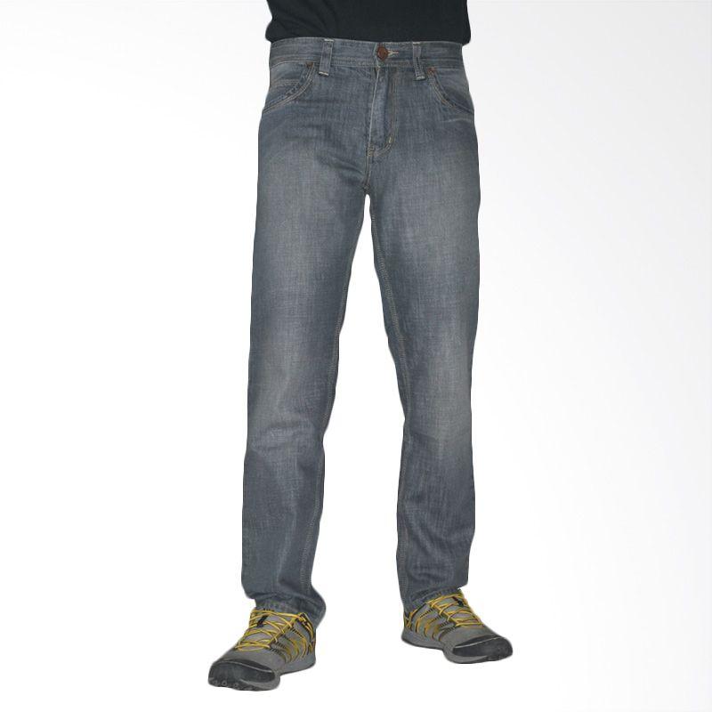 2ndRED Scraft Wifing 121118 Grey Celana Panjang Jeans Pria