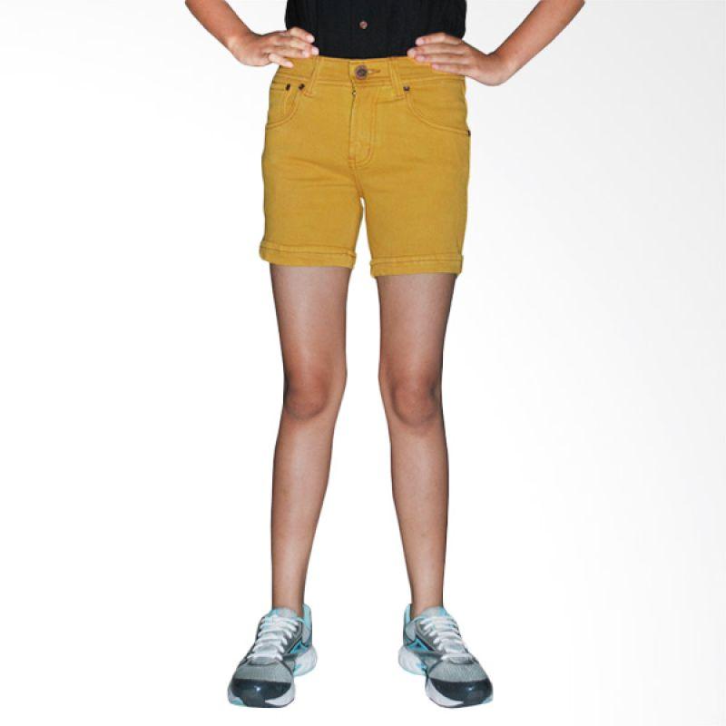 2ndRED Hotpants 263322 Yellow Celana Pendek Wanita