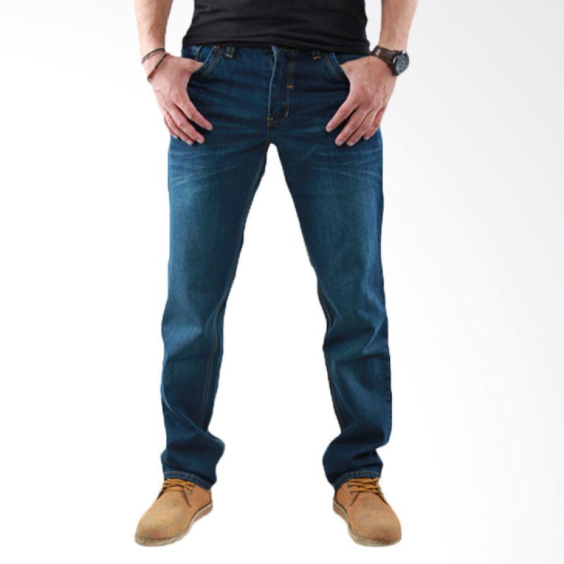 2ndRED FS Wisker 121258 Dark Blue Celana Jeans Pria