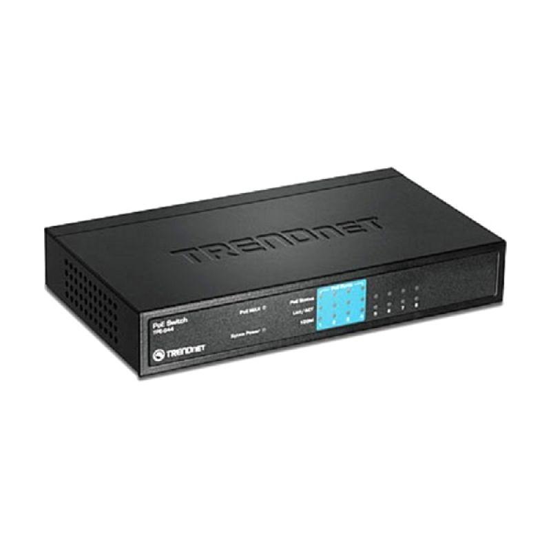 Trendnet TPE-S44 8 Port PoE Switch [10/100Mbps]