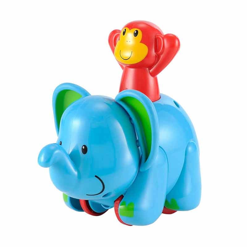 harga ELC 140086 Press and Go Elephant Mainan Anak Blibli.com