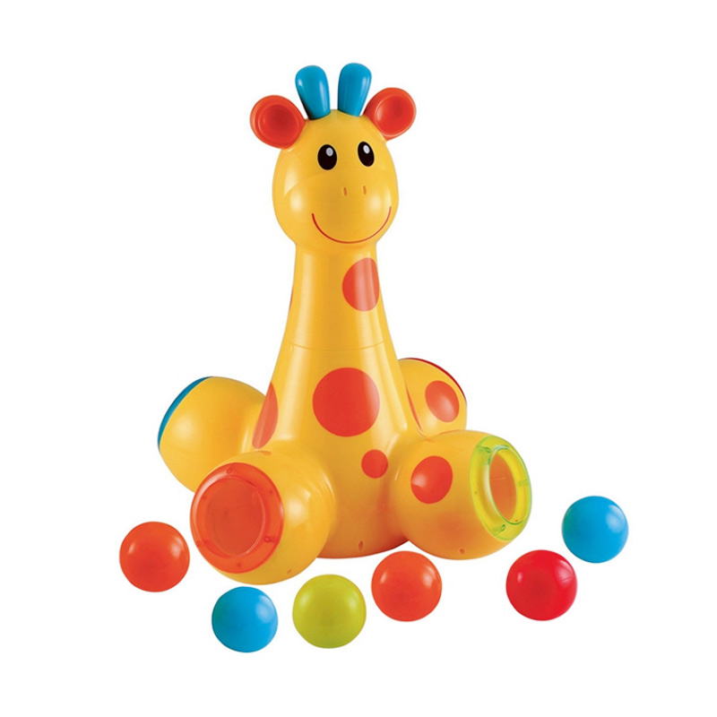 harga ELC Drop and Pop Giraffe Mainan Anak [140822] Blibli.com
