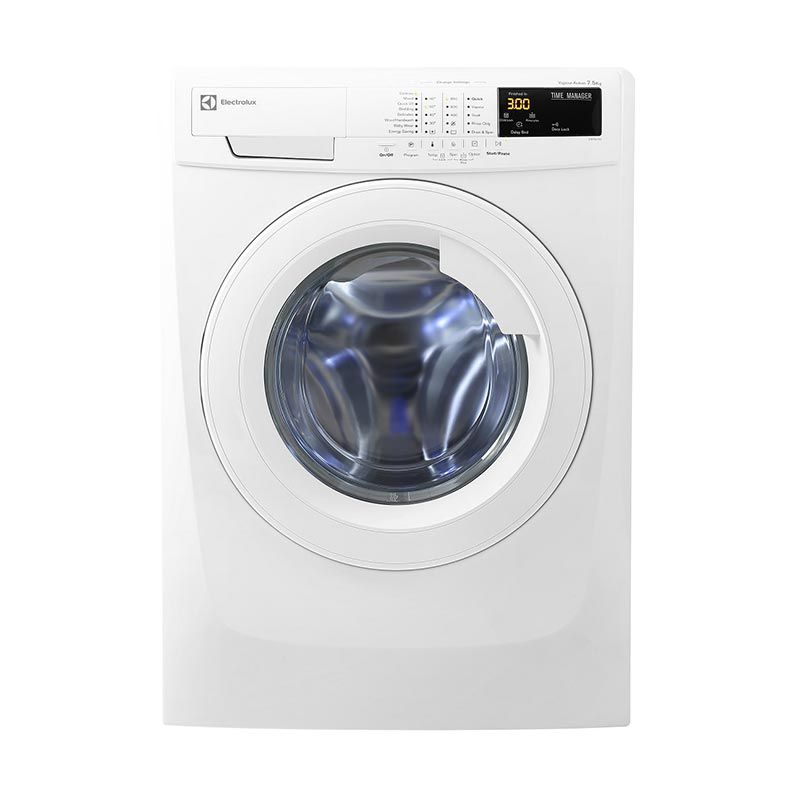 ELECTROLUX EWF85743 Mesin Cuci Front Loading 7.5KG - 850RPM