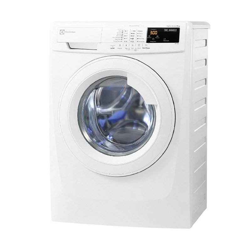 Electrolux EWF10843  Mesin Cuci Front Loading 8KG - 1000RPM