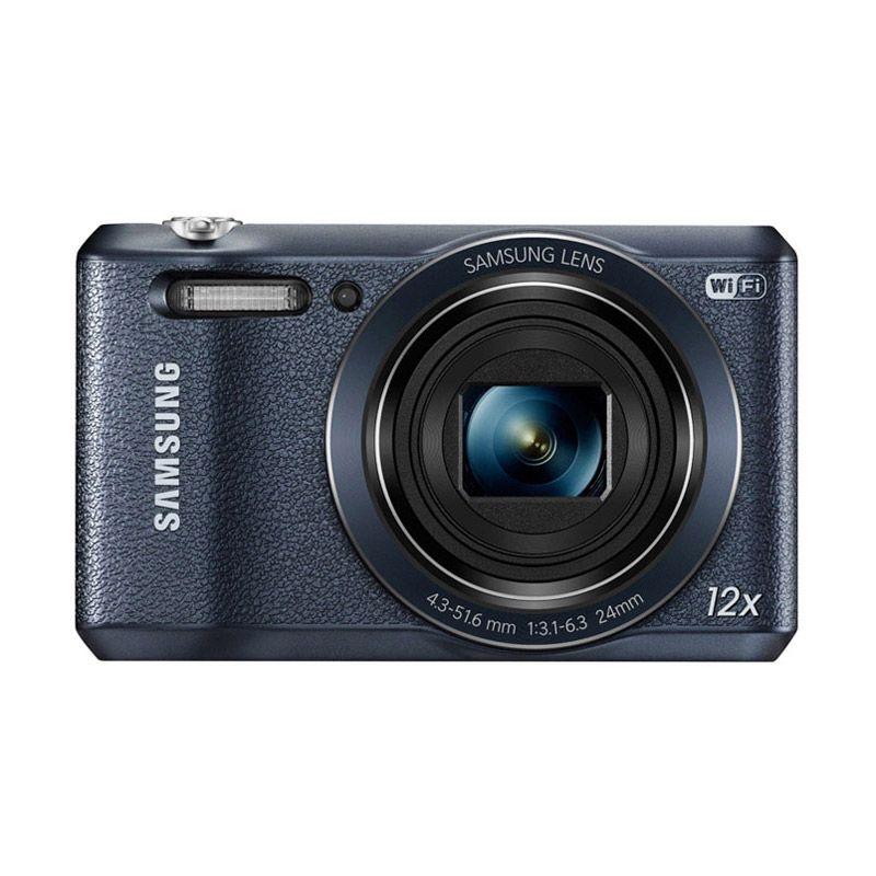 Samsung EC-WB35FZBDBID Hitam Kamera Pocket
