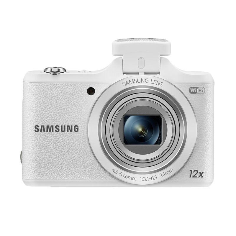Samsung EC-WB50FZBDWID White Kamera Pocket
