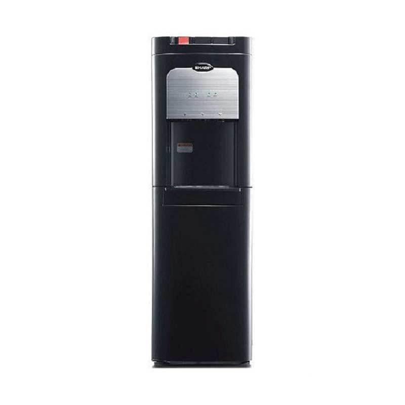 harga Sharp SWD-72EHL-BK Hitam Water Dispenser Blibli.com