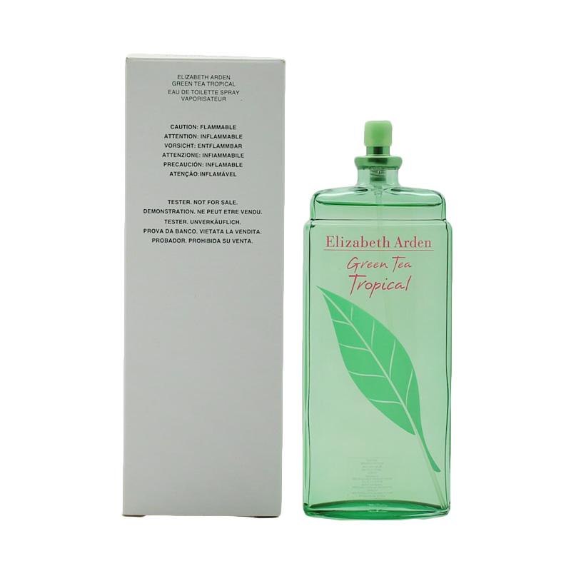 harga Elizabeth Arden Green Tea Tropical Woman (Tester) Blibli.com
