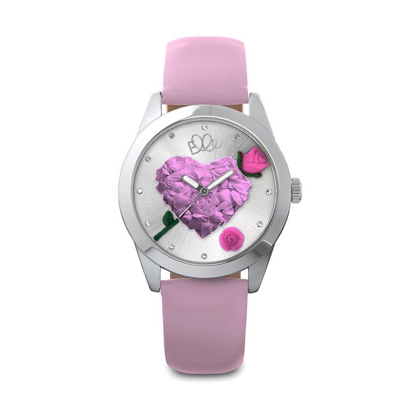 Elle Girl GW40129S02X Pink Jam Tangan Wanita