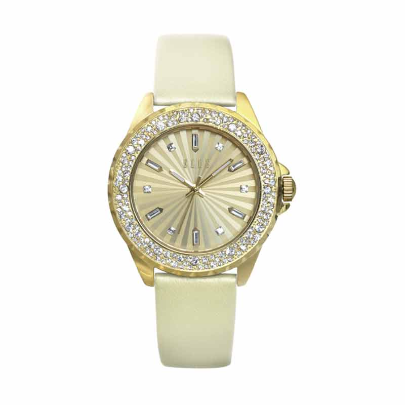 Elle Time EL20341S09C Jam Tangan Wanita - Gold