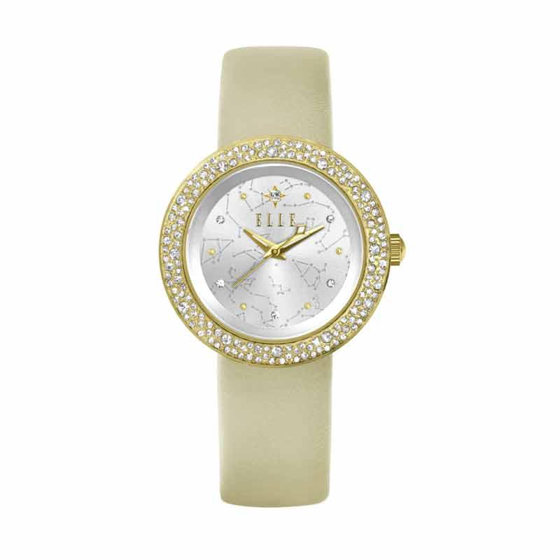 Elle Time EL20343S10C Jam Tangan Wanita - Gold