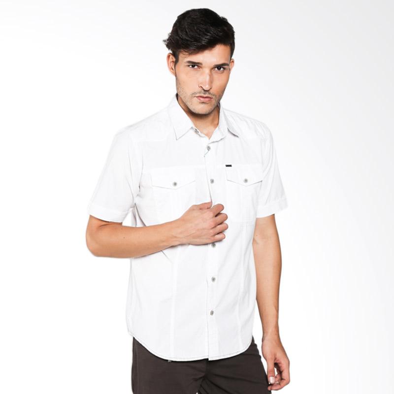 Emba Casual EKE 240 860 06201 28 White Shirts Pria Extra diskon 7% setiap hari Extra diskon 5% setiap hari Citibank – lebih hemat 10%
