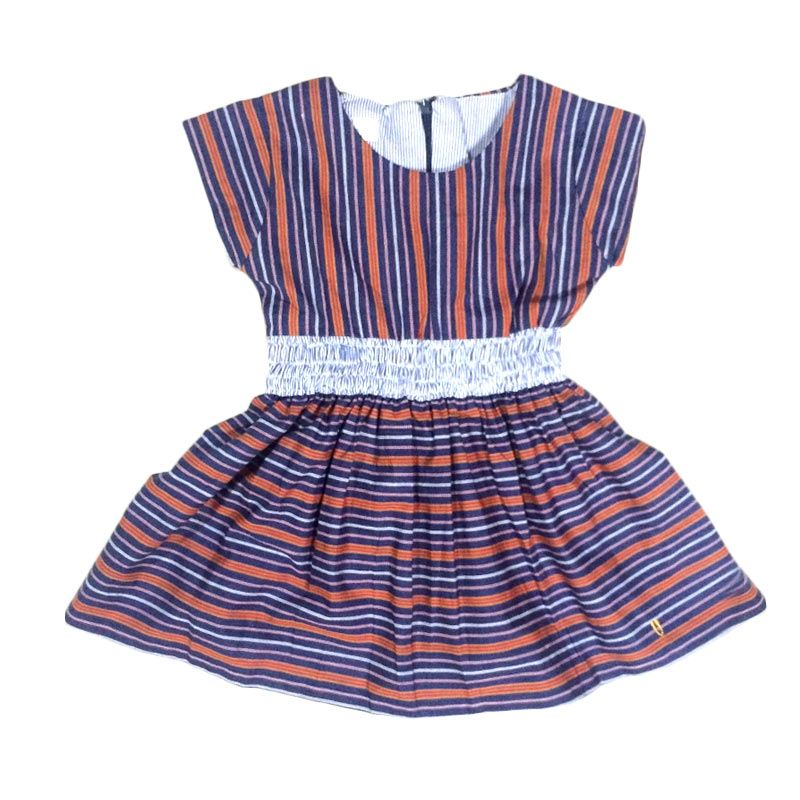 Embun Kids Lurik Dress Anak
