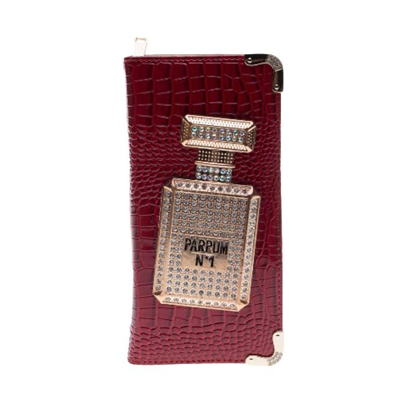 Emiliano 3889-5 Claret Merah Dompet