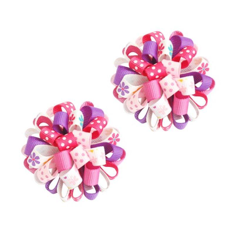 Emily Labels - Bubble Pompom Flower BP04