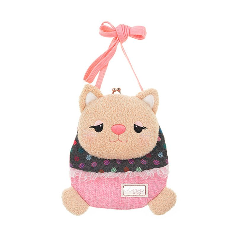 Emily Labels Manor Cat 04 Tas Selempang Anak