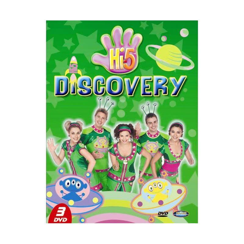 Emperor Hi-5 Discovery DVD