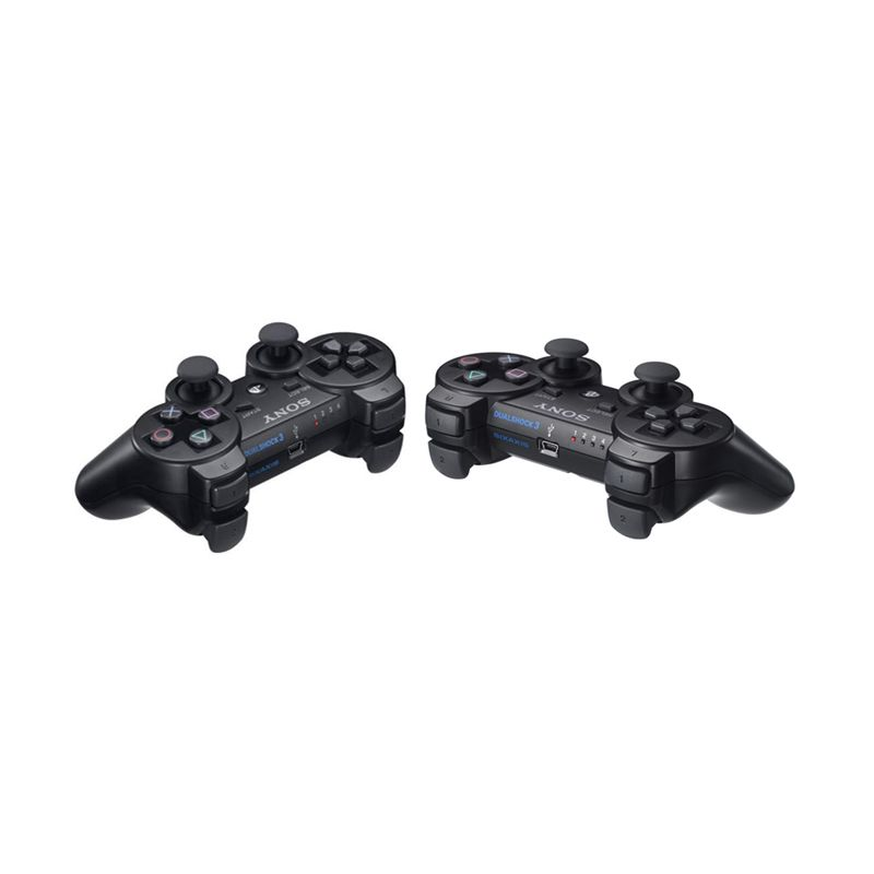 Sony Playstation 3 Original Stick Wireless Controller [Double]