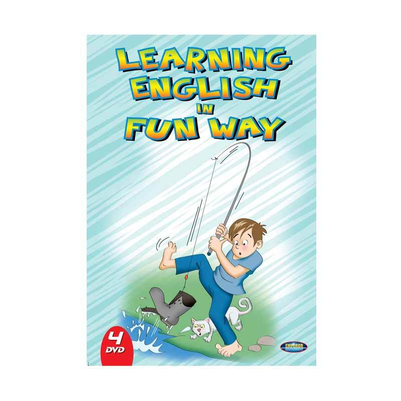 Emperor DVD Learning English in Fun way Vol 2