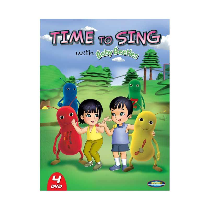Emperor DVD Time to Sing with Baby Beetles