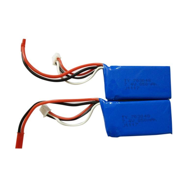 Empire Toys Battery Li-Po [850 mAh/ 7.4 Volt]