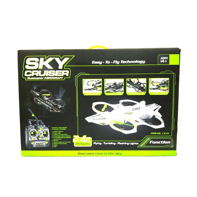 Helic Max H 1314 Sky Cruiser Mainan Remote Control