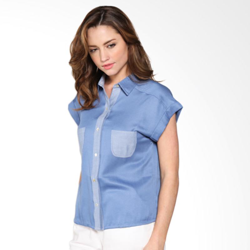 harga Enamour Aisha blouse 8025 Atasan Wanita Blibli.com