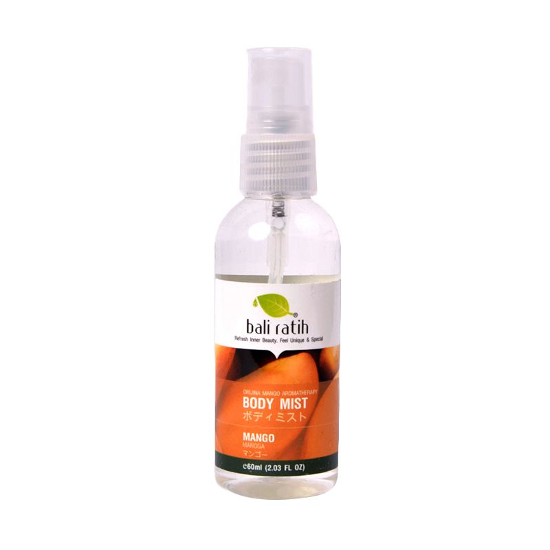 Bali Ratih Body Mist Mango [60 mL]