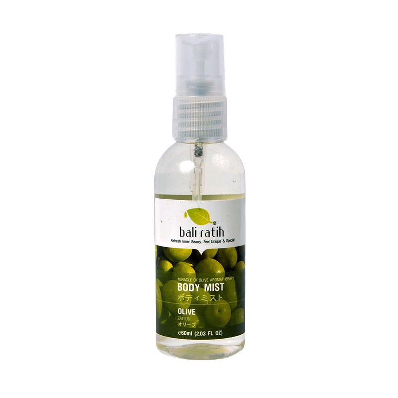 Bali Ratih Body Mist Olive [60 mL]
