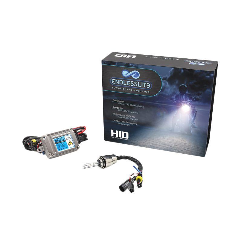 ENDLESSLITE HID H6 Biru Lampu Motor