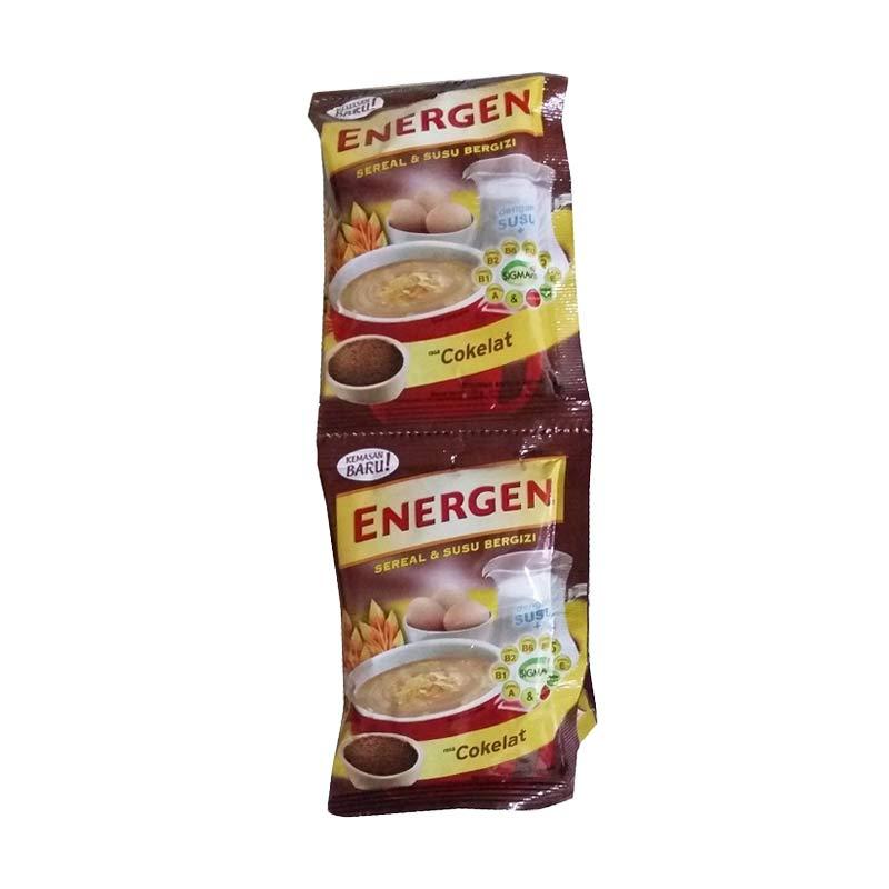 Efek Samping Minum Energen Tiap Hari