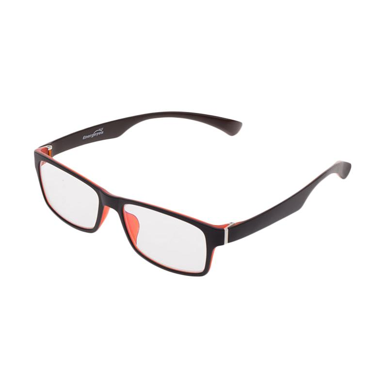 Energeyes Digital Lenses E107 Comfort Eyewear - Red