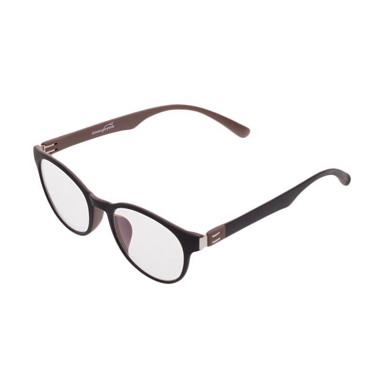 Energeyes Digital Lenses E88 Freshen Eyewear - Brown