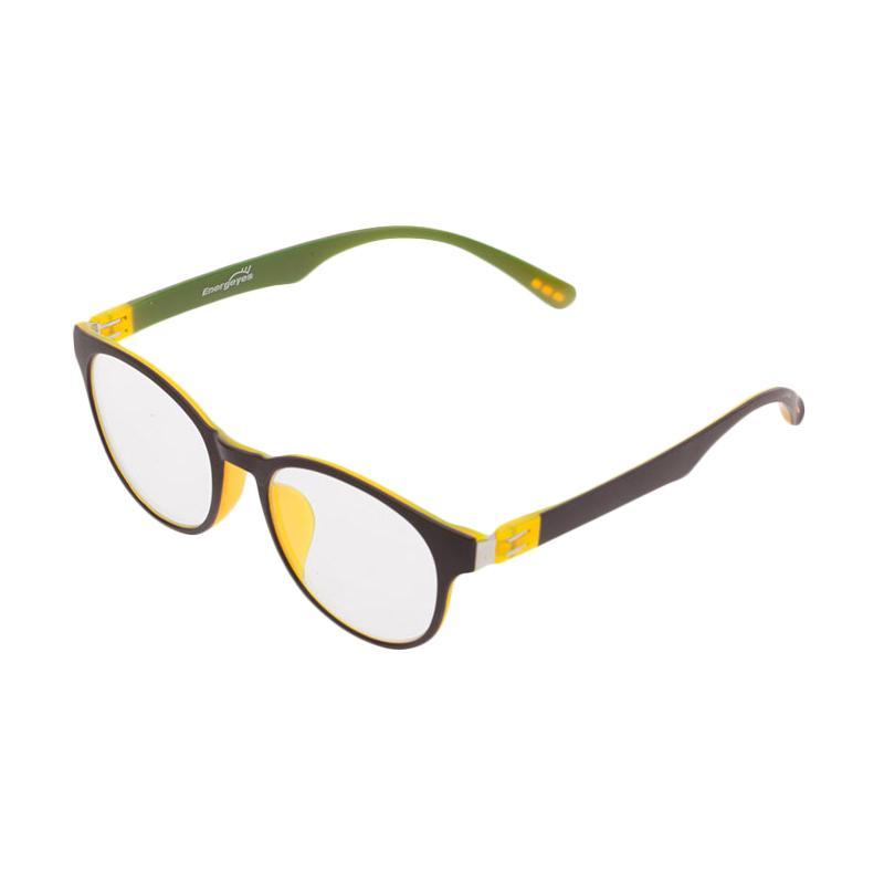 Energeyes Digital Lenses E88 Freshen Eyewear - Yellow