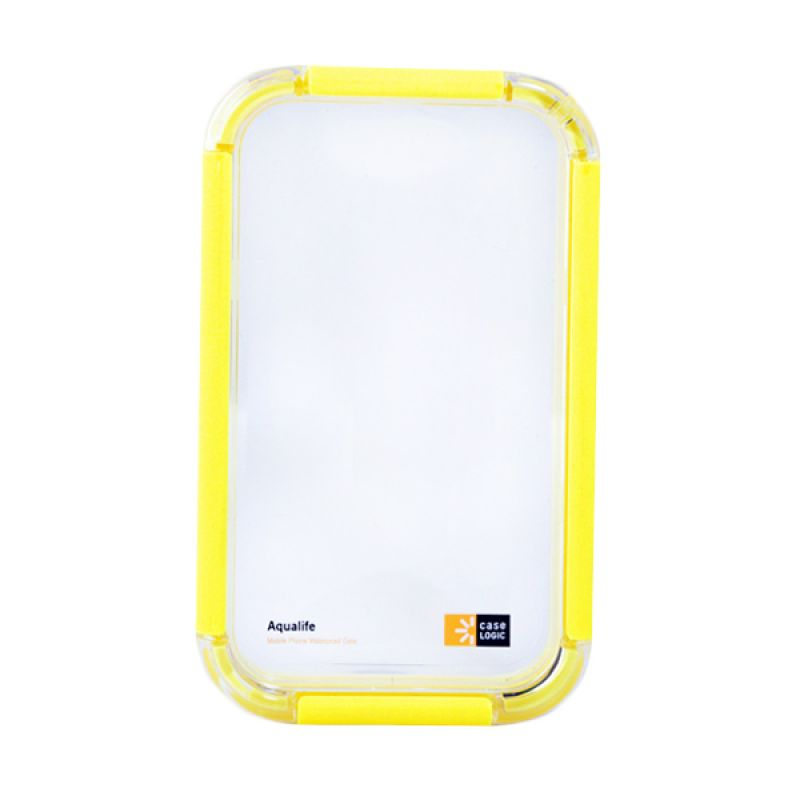 Case Logic Aqualife Yellow CL-UNVAQU-BL Universal waterproof smartphone case