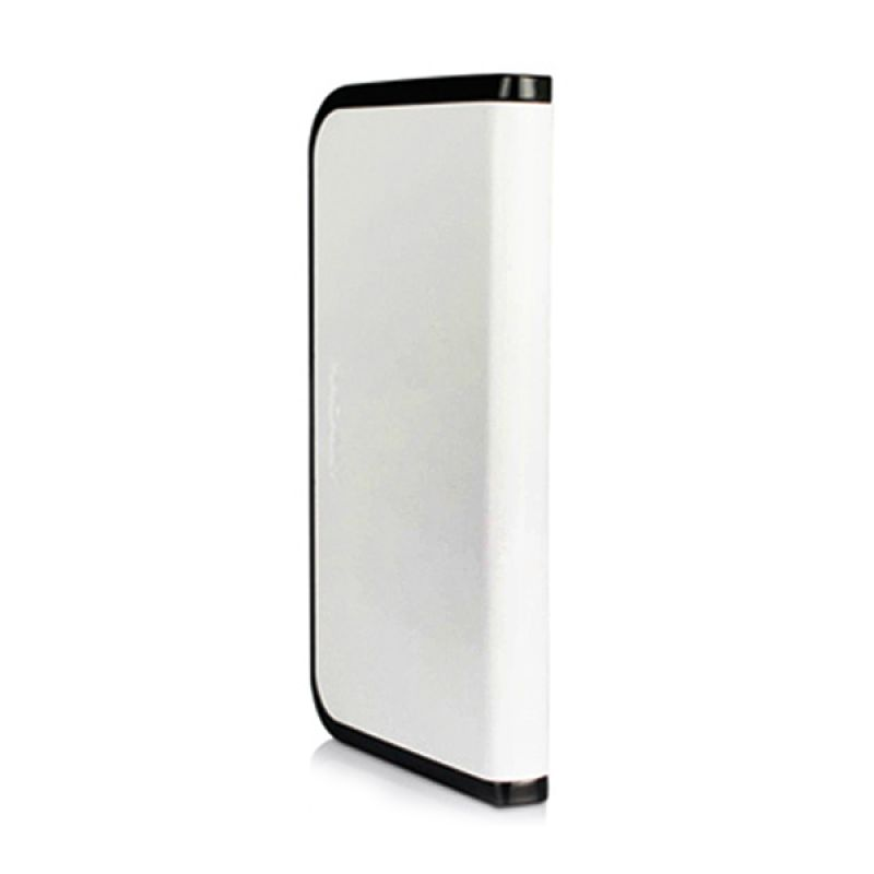 Macally iPhone 5 Slimcover5 Case Slimcover5w White