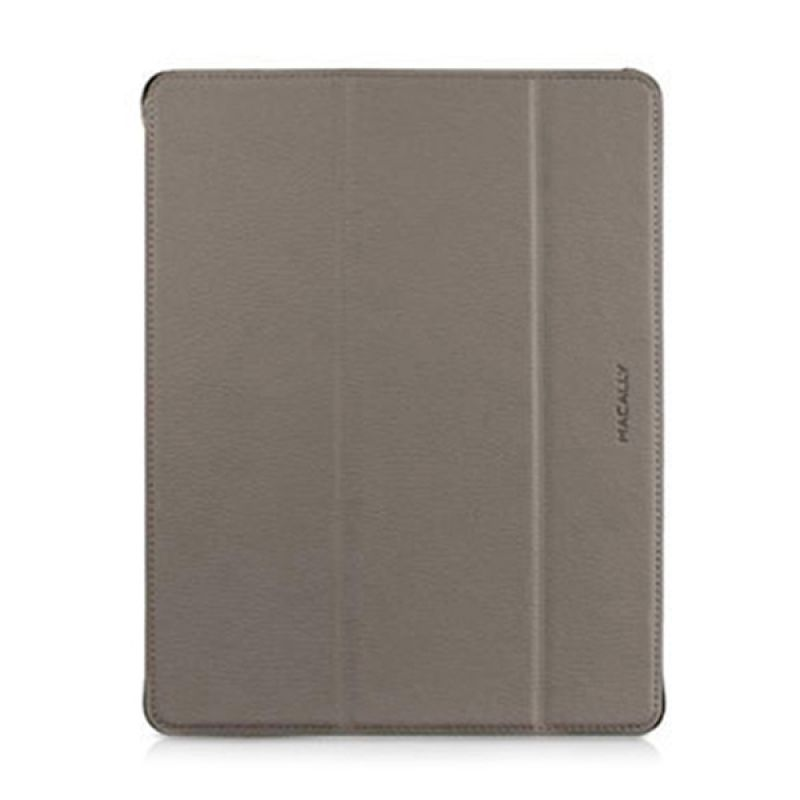 Macally Protective Case Stand for iPad 3rd Khaki MCLBOOKSTAND3M