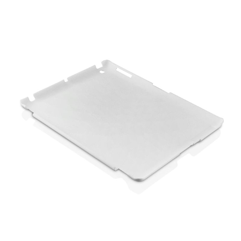 Macally Protective Case With Audio Amplifier (iPad 3rd Generation) White Mclsmartmate3w