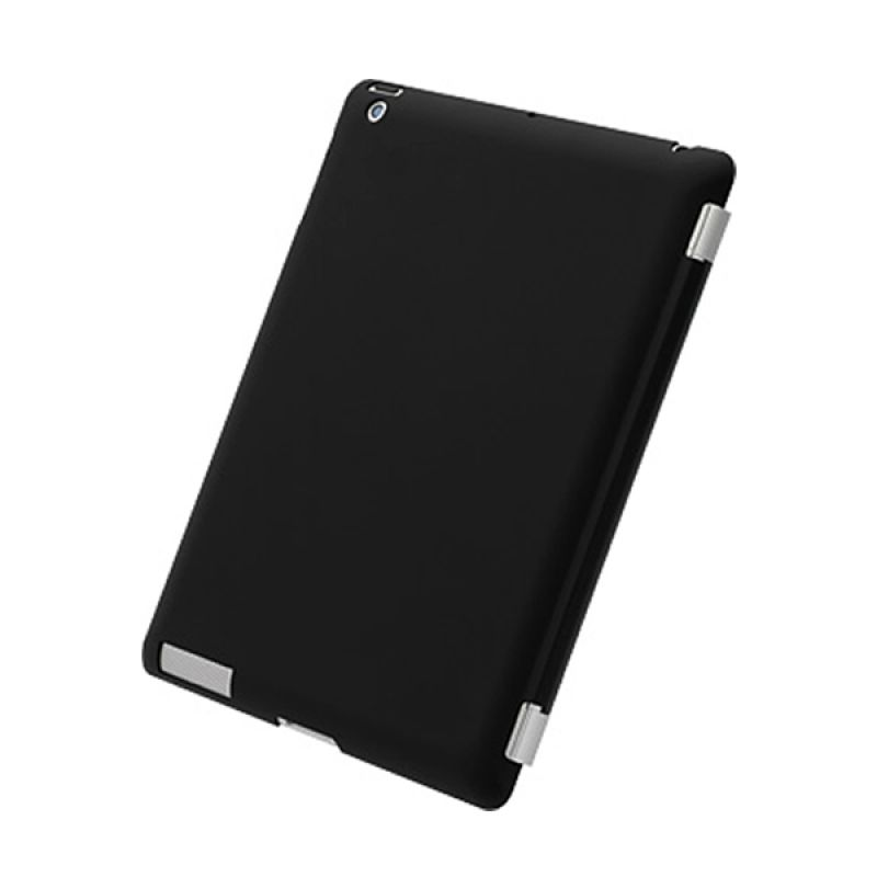 Power Support PIC-72 Air Jacket for iPad 3/iPad 2 black rubber
