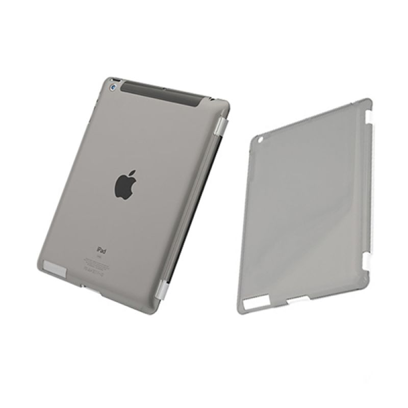 Power Support PIC-73 Air Jacket for Ipad 3 / ipad 2 clear black