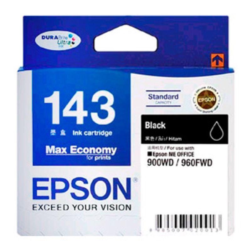 Epson T143 Black Ink Cartridge