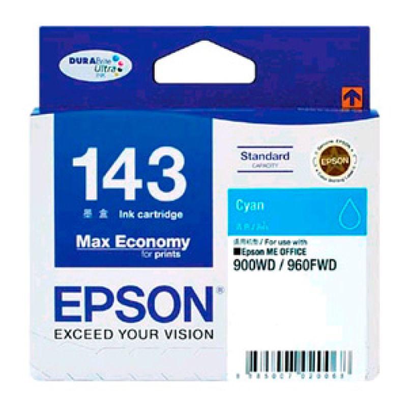 Epson T143 Cyan Ink Cartridge