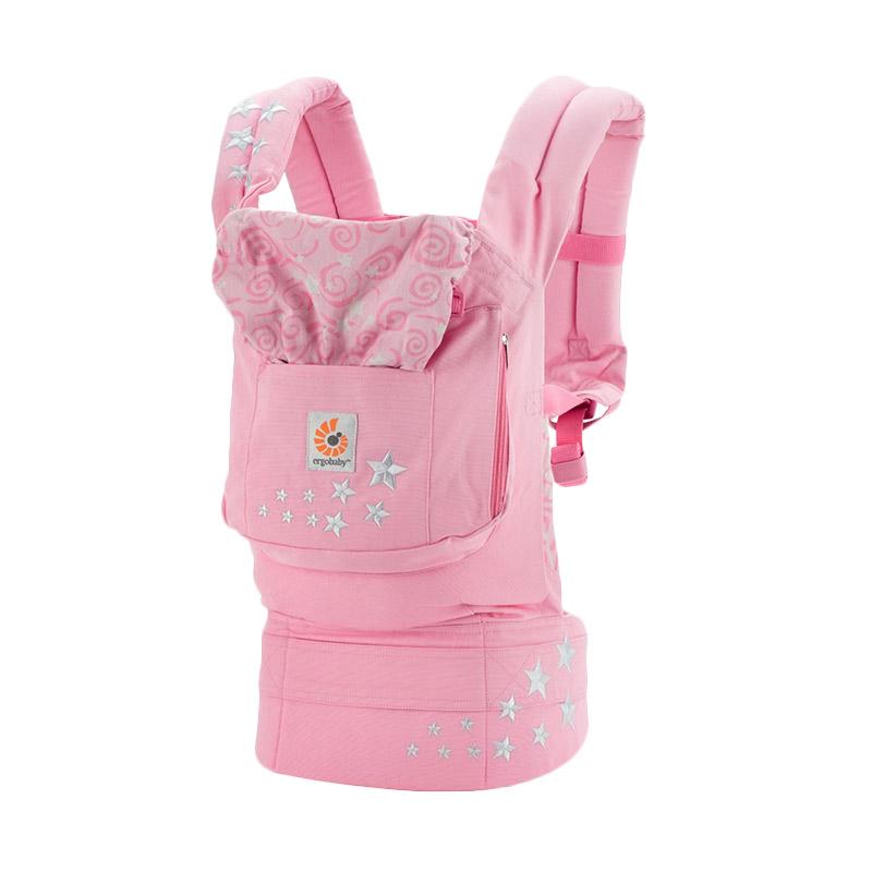 Ergobaby original baby carier galaxy - pink