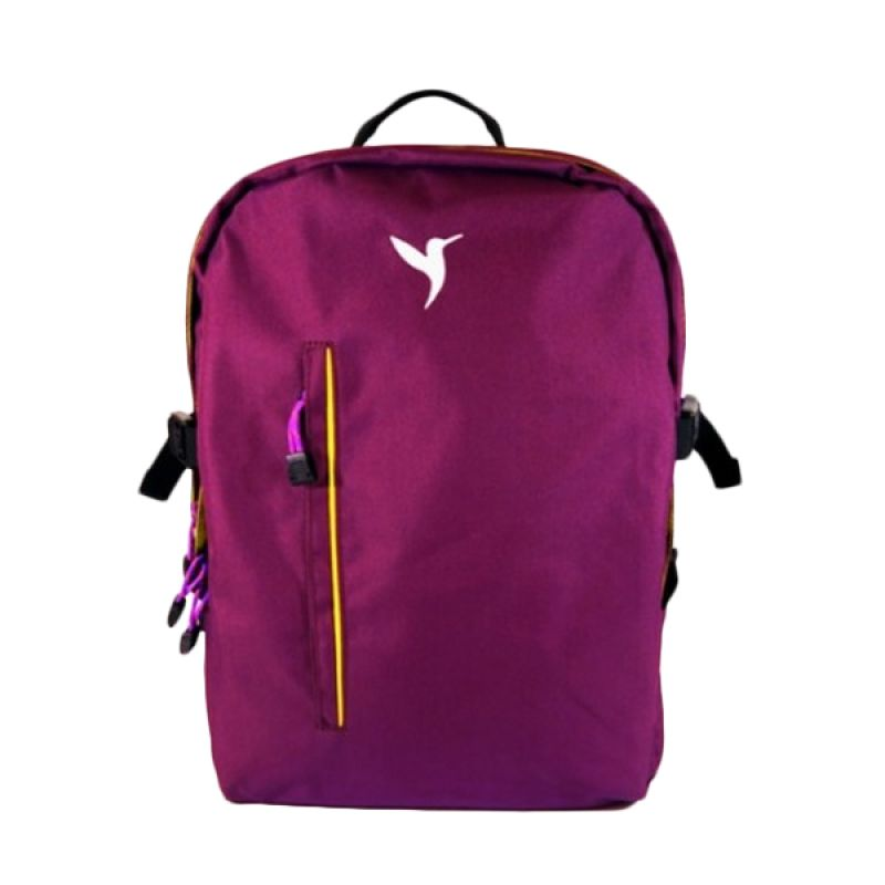 Hummingbird Escape Purple Tas Ransel Anak