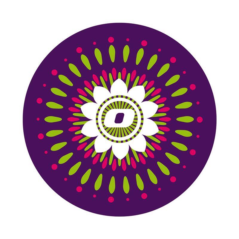 Nikidom Mandala Sticker