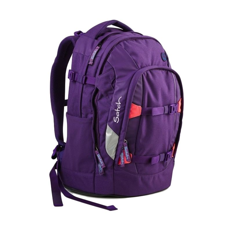Satch Power Purple Tas Ransel Anak